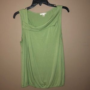 Sophie Max Green Tank Top